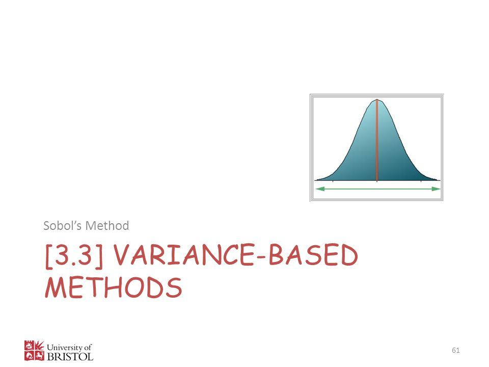 [3.3] Variance-based methods